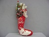 180-WB0195A Reindeer Decorated Stocking