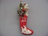 180-WB0195B Snowman Decorated Stocking