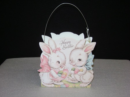 BL-LC5447 Sweet Easter Bunnies Bucket