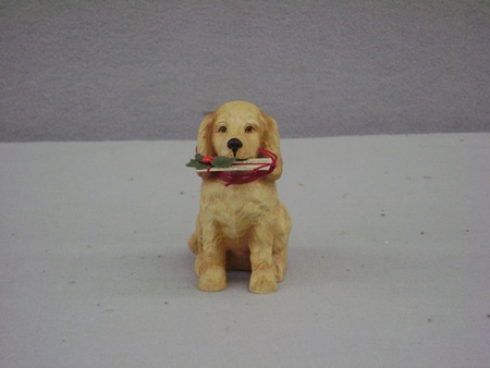 BL-TD5087 Christmas Puppy