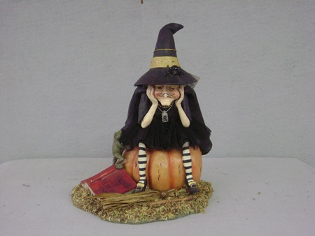 BL-TD7636 Fear of Flying Witch