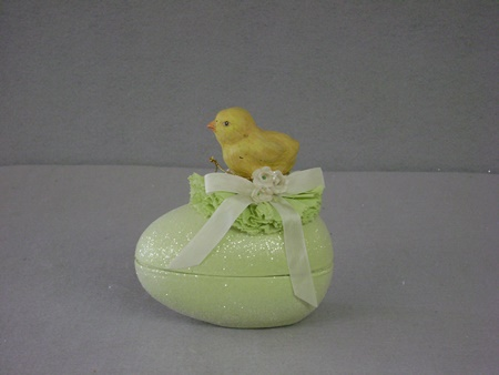 BL-TP5241A Chick on Egg Container (Green)