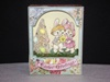 BL-LO5548 Easter Greetings Shadow Box