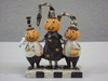 KK-40891D Pumpkin Family Trio w/ Bat
