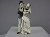 KK-40952B Standing Skeleton Bride and Groom